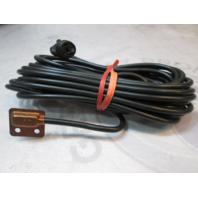 Lowrance TS-1BK Transom Mount Water Temperature Sensor 7-24