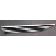 """1980's Bayliner Boat Starboard Aluminum Bilge Vent 55 1/2"""" L X 6 1/2"""" H"""