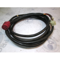 14 Ft Red Plug 8 Pin Hole Custom Engine To Dash Wire Harness Evinrude Johnson