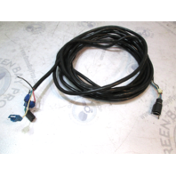 OMC Evinrude Johnson Trim Cable Wire Harness 28'