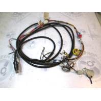 19' 8 Pin Engine To Dash Wire Harness For Mercury Outboard