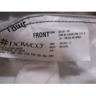 30120-00 Dowco Grey 2004 Lowe FM175S W/Trolling Motor Boat Cover