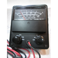 CD-77 Stevens Instrument Peak Reading Voltmeter