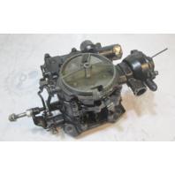 9565A1 Mercruiser Mercarb Carburetor 4.3L V6 GM 2 BBL Sterndrive 9565A7