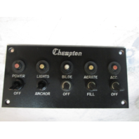1990 Champion Dash Panel Switches & Circuit Breakers