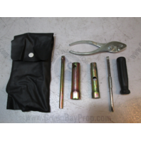 6 Piece Outboard Tool Kit
