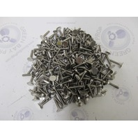 5 Lbs Lot of 1/4-20 X 1-1/2 Elevator Bolts Carriage Stainless Steel Crafts Steampunk