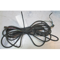 OMC Cobra Stern Drive 23' Foot Trim and Tilt Boat Marine Wire Harness 3 Wire