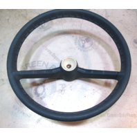"1969 Evinrude 16' Sportsman Blue 15"" Steering Wheel"