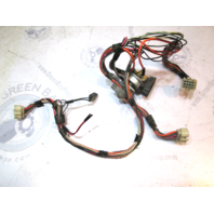 978521 1969 Evinrude 16' Sportsman Dash Panel Cable Assembly