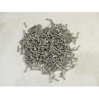 "3/16 x 1-1/8"" Aluminum Round Dome Truss Head Solid Rivets Bx 520 Marine Steampunk Crafts"