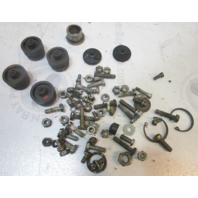 1973 Mercury 75 7.5 Hp Outboard Motor Nuts Bolts Screws Washers Hardware