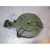 0383908 Evinrude Johnson 25 Hp Rewind Recoil Pull Starter 1963-70 0376666