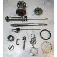 43-828072A3 Mercruiser Alpha One Gen II Lower Unit Gears Prop Drive Shaft 850308