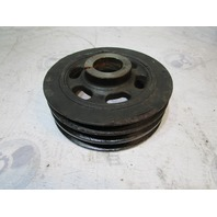 855476 Volvo Penta Stern Drive 4 Cyl Vibration Damper Balancer Pulley 3 Groove