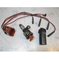 855712 Volvo Penta 230B 4 CYL Stern Drive Bosch Distributor & Coil 834462