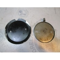 824701 Volvo Penta 230 4 CYL Stern Drive Flame Shield Cover & Protection 841540