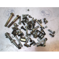 Misc. Bolts & Nuts From a Volvo Penta 230B 4 CYL Stern Drive