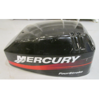 4027-830562T7 Mercury Mariner Outboard 25 HP 4 STK Top Cowl Motor Cover Hood