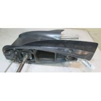 5006557 Evinrude Johnson V6 Complete Lower Unit Gear Housing 150-250 2006+ HP