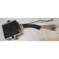 854514 Mercury Mariner Outboard 25 HP 4 Stroke Voltage Regulator Rectifier