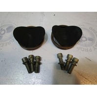 60930 63151 Mercruiser Alpha One Exhaust Water Shutter Flapper & Retainer Set