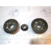 43-882814T & 43-882813A3 Mercury Mariner 30-125 Hp Outboard Gear Set 2.33:1