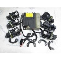 586724 5004443 5004444 EMM ECM & Fuel Injectors Evinrude 200 Hp Outboard 2000