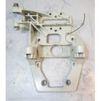 44117A8 Mercruiser Alpha Stern Drive 3.0-5.7L Transom Plate 3 Hole White 44116