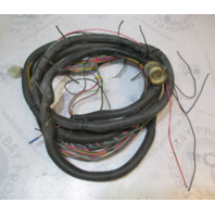 1988 Sea Ray Boat Mercruiser 5.7 V8 19.5' Engine To Dash Wire Harness 8 Pin