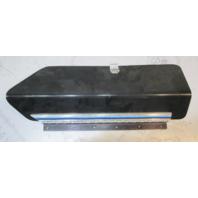 "1988 Sea Ray Sorrento Boat Dash Panel Glove Box Lid Cover 22 1/2"""