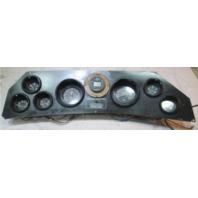 "1988 Sea Ray Sorrento Boat Dash Instrument Panel 27 1/2"" X 6 3/4"""