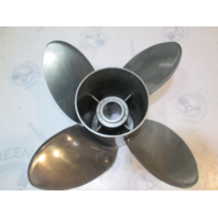 48-825901A45 Mercury Offshore Series 4 Blade Stainless Prop 14 X 19P LH