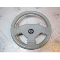 1993 Glastron SSV175 Boat Light Gray Steering Wheel 13.25""