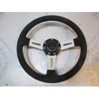 "Teleflex Marine 13"" Boat Steering Wheel 3 Spokes 3/4"" Tapered Shaft"