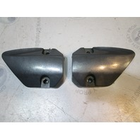 63P-44553-00-8D Yamaha 150 200 HP 4 STK Lower Mount Covers 63P-44556-00-8D 2004+