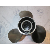 "48-16318A45 Mercury Mercruiser Stainless Propeller 13 3/4"" X 21 Pitch Prop"