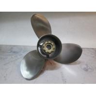 """48-16988A5 Quicksilver QSS Stainless Propeller 13"""" X 18P"""