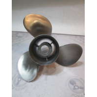 "Mercury Stainless Propeller 13 3/4"" X 19P RIGHT HAND ROTATION"