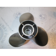 """48-13702A40 Mercury Stainless Propeller 13 3/4"""" X 21P RIGHT HAND ROTATION"""