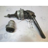 0983918 21:18 Gear Set & Drive Shaft OMC Cobra Stern Drive Upper Unit 3.0 4 Cyl