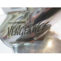"48-16312A45 Mercury Vengeance Stainless Propeller 14 1/2"" X 15P RH ROTATION"