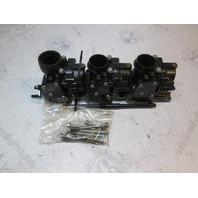 0434638 Evinrude Johnson V6 150XP, GT Outboard STBD Carburetor Assembly
