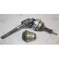 983918 21:18 Gear Set & Drive Shaft OMC Cobra Stern Drive Upper Unit 3.0 4 Cyl