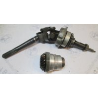 0984013 21:19 Gear Set & Drive Shaft for OMC Cobra Stern Drive Upper Unit 4.3 V6