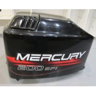827328A7 Mercury V6 200 Hp EFI Outboard Top Cowling Engine Hood Cover 1996