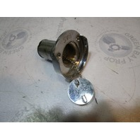 Stainless Marine Gas Fuel Boat Filler Cap & Tube