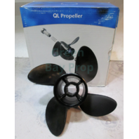 "41102335 QL Propeller E Series 14 x 23 Pitch 4 Blade 4 3/4"" Hub"