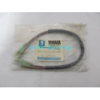 6H4-82553-00-00 Extension Wire Lead for 30-50 HP Yamaha Outboards
