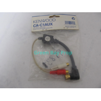 95831 Kenwood CA-C1AUX Auxiliary Input Adapter w/Female RCA Connect